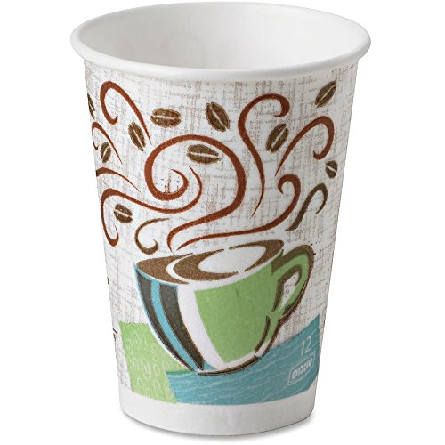 Dixie Products - Dixie - Hot Cups, Paper, 12 oz.