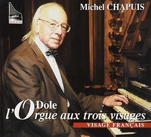 Boyvin / Tapray / Chapuis / Balbastre / D'aquin Organ At Collegiate Church In Dole French Music Symphonic Music