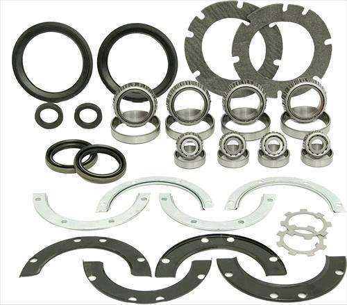 Front Knuckle Axle (TRAIL-GEAR Suzuki Samurai Front Axle/Front knuckle Seal and Service Kit)