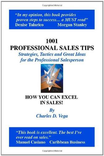 1001 Professional Sales Tips ebook