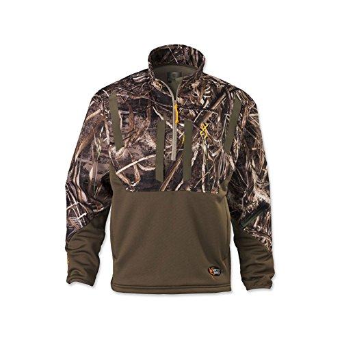 Browning-Dirty-Bird-Timber-Soft-Shell-14-Zip-Top
