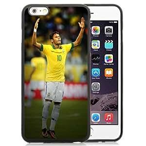 Personalized Custom Design Brazil Neymar iPhone 6 Plus 5.5 TPU Phone Case