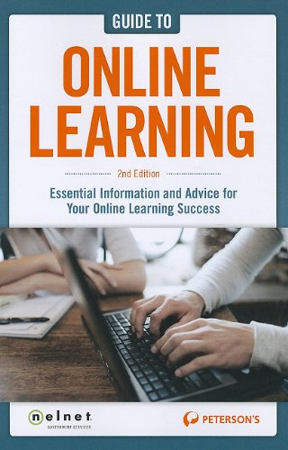 Guide to Online Learning (Peterson's Guide to Online Learning)