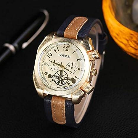 SamMoSon Relojes Hombre Deportivos Inteligentes Lotus Digitales Elegante, Relojes De Lujo para Hombres Reloj De Pulsera Deportivo De Cuarzo Analógico De ...
