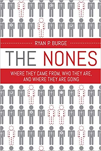 Ryan Burge Inspects the Religiously Unaffiliated in New Book 'The Nones: Where They Came From, Who They Are, and Where They Are Going'