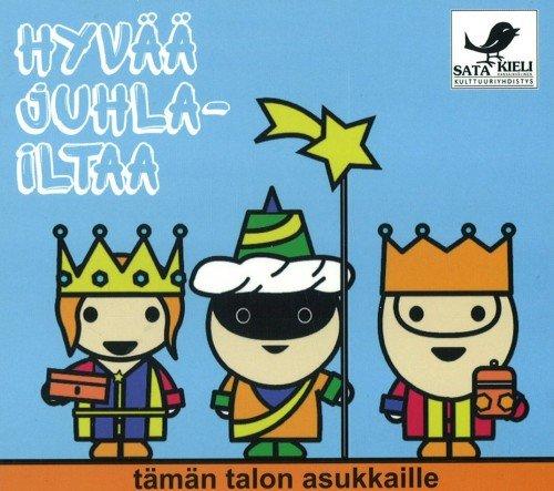 Christmas Songs In Different Languages - Christmas carols in different languages / Hyvää juhlailtaa tämän talon asukkaille