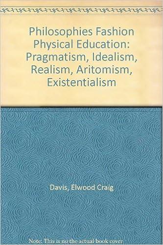 idealism realism pragmatism and existentialism