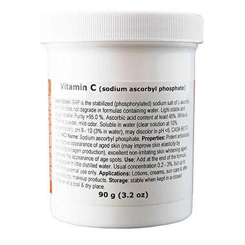 Vitamin C (sodium ascorbyl phosphate) - 3.2oz / 90g by MakingCosmetics