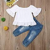 Toddler Kids Clothing Baby Girls Vest Tank Top