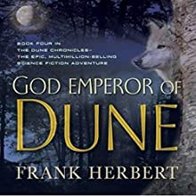 God Emperor of Dune Audiobook by Frank Herbert Narrated by Simon Vance