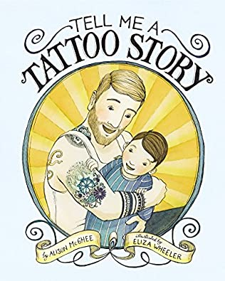 Tell Me a Tattoo Story by Alison McGhee