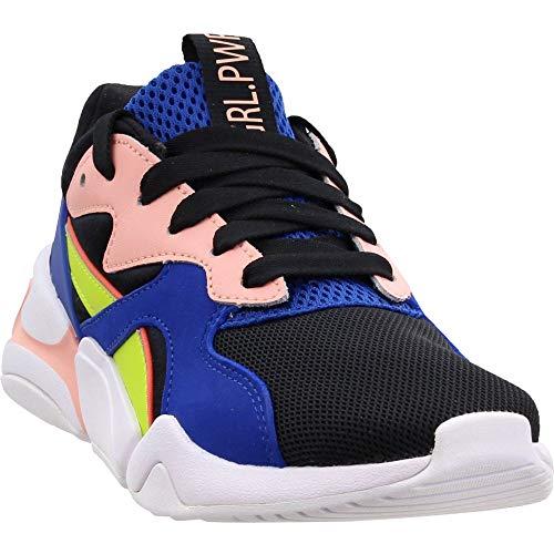 (PUMA Women's NOVA Sneaker, Black-surf The Web, 10.5 M)
