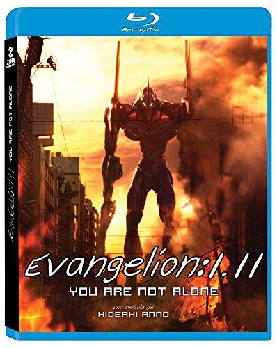 Evangelion Rebuild Of Evangelion - Evangelion: I.II You Are Not Alone Blu-ray