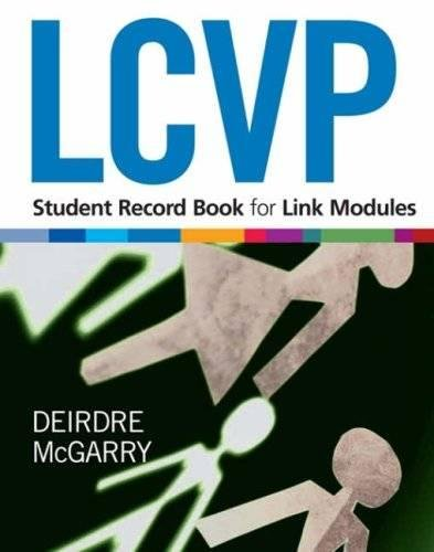 Download LCVP Student Record Book for Link Modules PDF