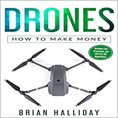 Do you want to make money with your drone? Do you want to supercharge your profitability? Do you want to learn how to gain financial and creative freedom through leveraging your drone license? Do you want to succeed within the unmanned aerial...