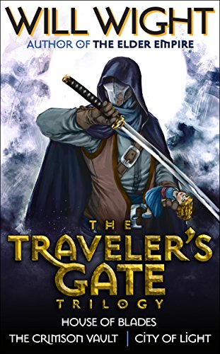#freebooks – The Traveler's Gate Trilogy (Complete) by Will Wight