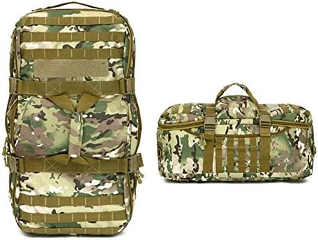 Greenpromise Outdoor Militär Tasche Armee Taktischer Rucksack Molle Wasserdicht Camouflage Rucksack Pack Jagd Sport Wandern Camping Schultertasche