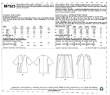 McCall's Patterns Kimono and Pleated