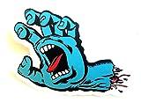 Santa Cruz Screaming Hand Logo Classic Original Decal Stickers