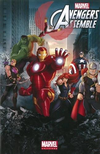 Marvel Universe Avengers Assemble Volume 1