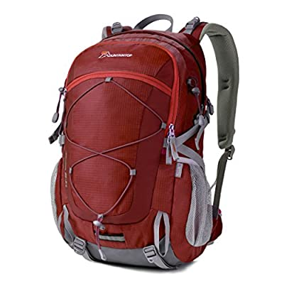 Mountaintop 40 Liter Unisex Camping Backpack with Water-resistant