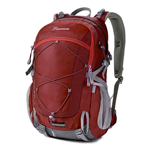 Mountaintop Unisex Hiking Camping Backpack 5832 product image