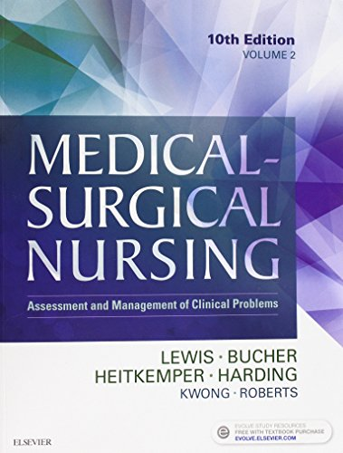 Medical Surgical Nursing   2 Volume Set Assessment and Management of Clinical Problems 10e