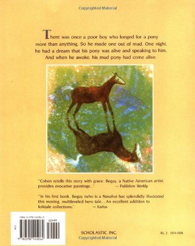 The Mud Pony: A Traditional Skidi Pawnee Tale: Caron Lee ...