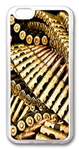 ACESR Ammo Hipster iPhone 6 Cases, TPU Case for Apple iPhone 6 (4.7inch) Transparent