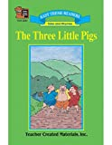 The Three Little Pigs, Teacher Created Materials Staff and Teacher Created Resources Staff, 1576902846