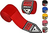 RDX Authentic Pro Hand Wraps Bandages Black,Red,Blue,Pink, Boxing Gloves, MMA UFC