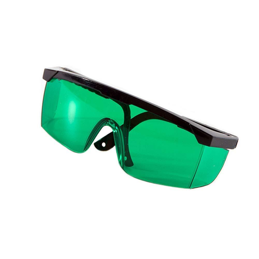 QPX 200-450nm Azul Violeta Gafas de protección láser Lentes de ...