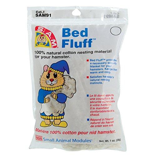 Penn Plax 64530 Fluff Bed, 28g