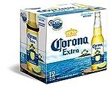 Corona Extra, 12 pk, 12 oz bottles, 4.6% ABV