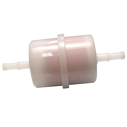 amazon com : tew inc  plastic fuel filter for kohler 2405002-s1 2405010-s1  fits models ch/v17-25 ch/v730-740 : garden & outdoor