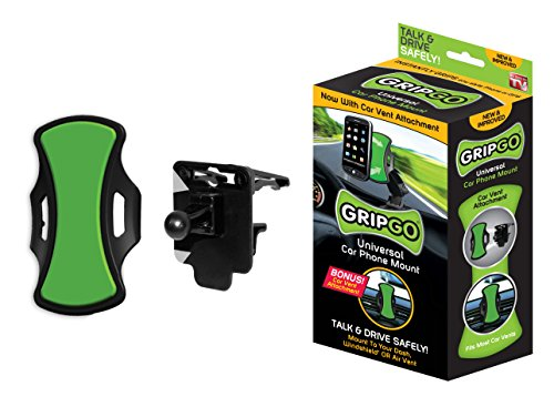 Gripgo Universal Car Phone Mount Boxed