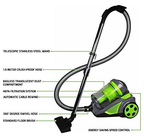 Buy vacuum for hardwood floor