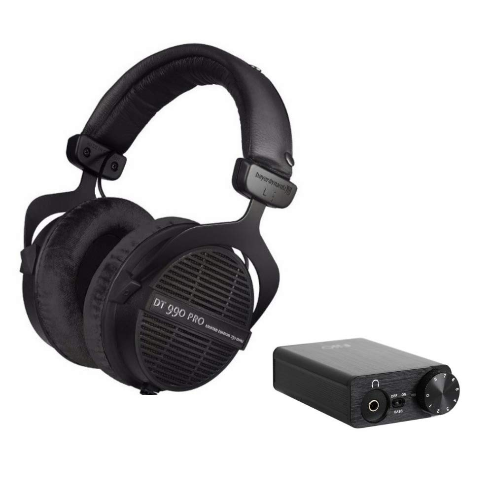 Amazon.com: Beyerdynamic DT 990 PRO Studio Headphones (Ninja ...