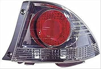 OE Replacement Ford Fusion Driver Side Taillight Lens//Housing Partslink Number FO2818147