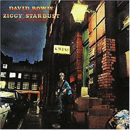 Rise & Fall of Ziggy Stardust