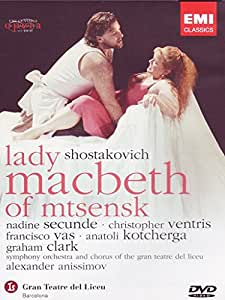 Shostakovich: Lady Macbeth of Mtsensk [Import]
