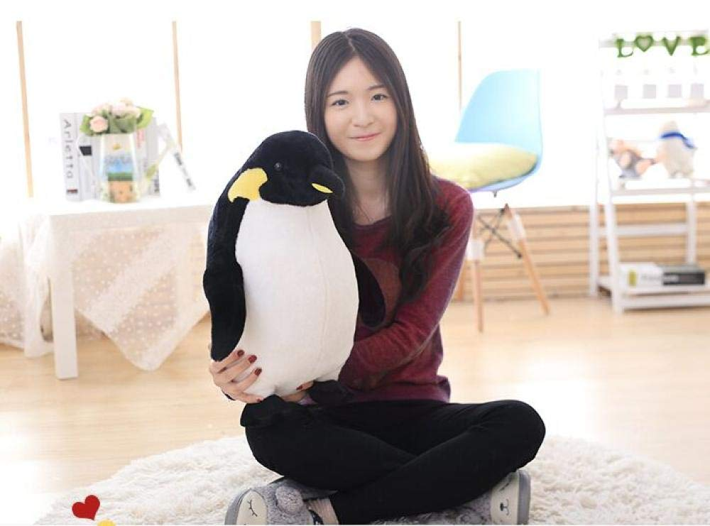 50cm  MRWJ Poupée Antarctique Poupée Grand Pingouin Doux en Peluche   Jeter Oreiller Jouet Cadeau d'anniversaire @ 60Cm