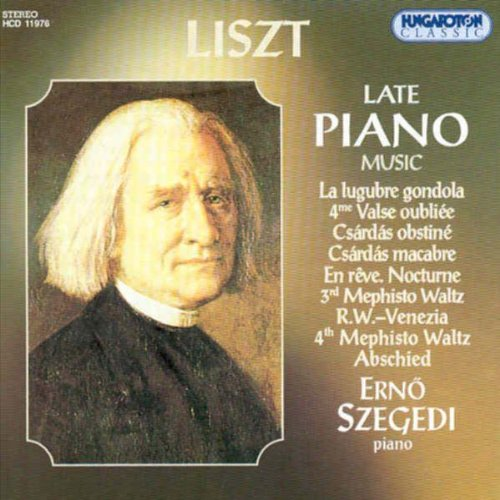 Liszt: oeuvres pour piano seul hors sonate en si mineur - Page 8 51fsqMzoB-L