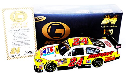 2x-autographed-2009-jeff-gordon-darrell-waltrip-24-pepsi-challenger-racing-retro-throwback-paint-sch