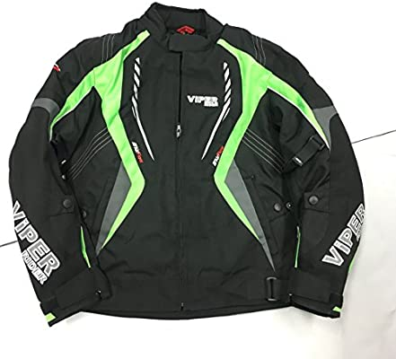7182bfedc70 Viper moto jaccol impermeable ce blindado chaqueta reflectante para hombre  de textil nuevo