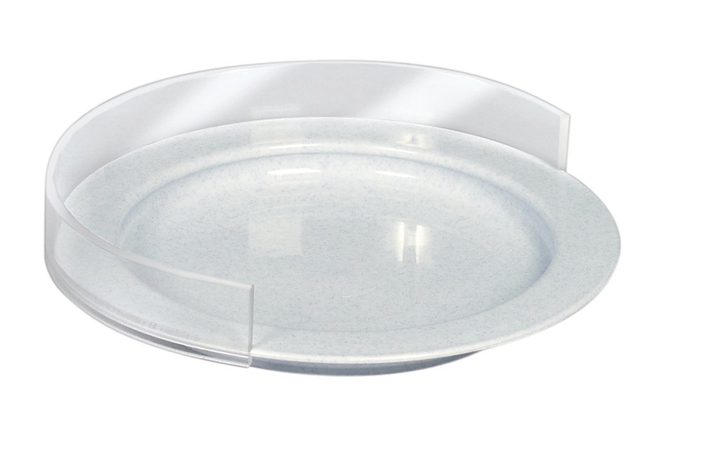 Plate Guard, Small, Clear