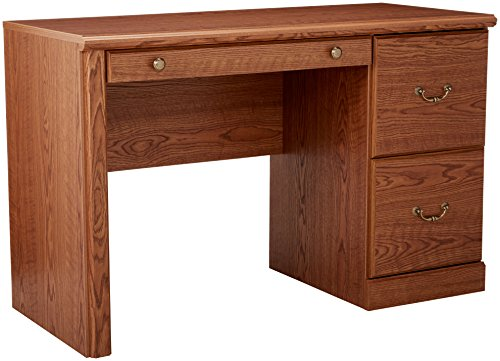 Sauder Orchard Hills Computer Desk, Carolina Oak (Sauder Oak Desk)