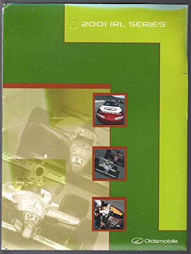 IRL Indy Racing League Indy Car Media Guide & Press Kit 2001-Indy 500-FN ()