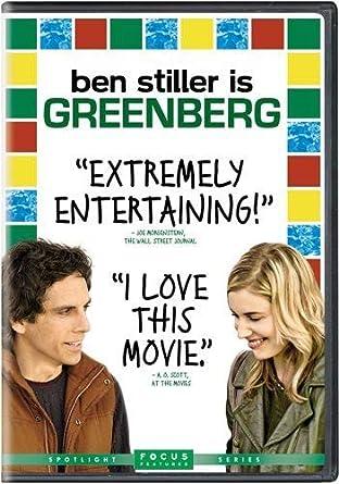 Amazon.com: Greenberg: Ben Stiller, Rhys Ifans, Greta Gerwig, Noah  Baumbach: Movies & TV
