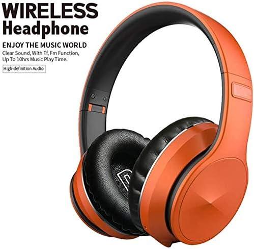 TYGYDLQ ノイズスポーツヘッドホン、ブルートゥース5.0ヘッドセット、ワイヤレスヘッドセット、重低音ヘッドフォン、Bluetoothヘッドセット、内蔵マイクヘッドセット (Color : D)
